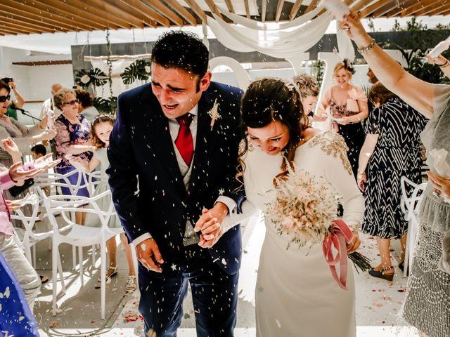 La boda de Alejandro y Beatriz en Garrovillas, Cáceres 23