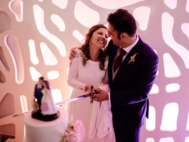 La boda de Alejandro y Beatriz en Garrovillas, Cáceres 28