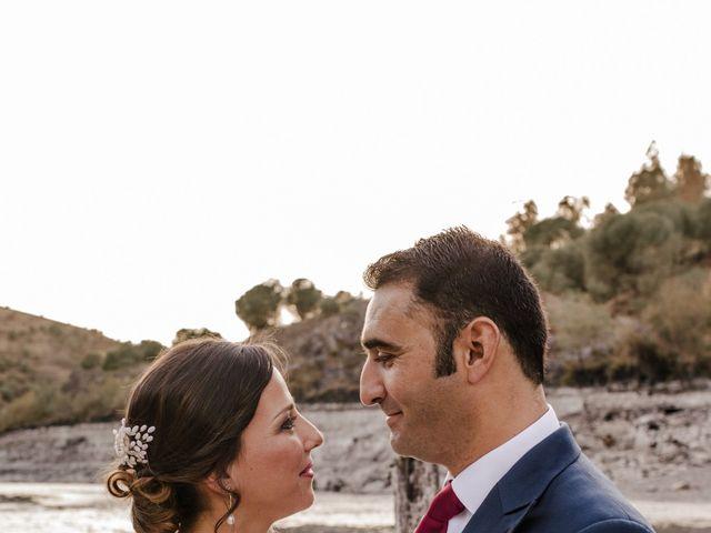 La boda de Alejandro y Beatriz en Garrovillas, Cáceres 34