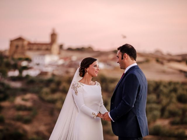 La boda de Alejandro y Beatriz en Garrovillas, Cáceres 38