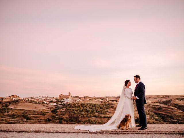 La boda de Alejandro y Beatriz en Garrovillas, Cáceres 4