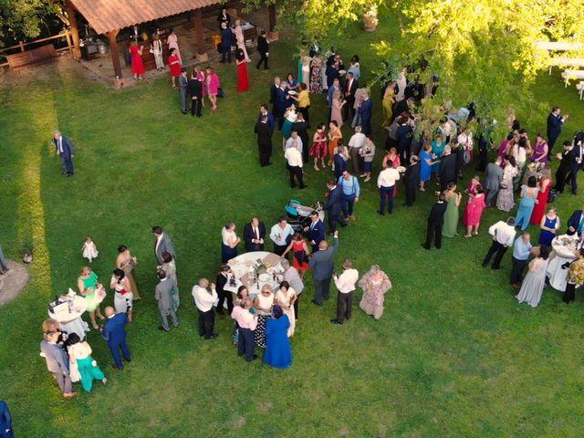 La boda de Óscar y Vanesa en Arenas De San Pedro, Ávila 2