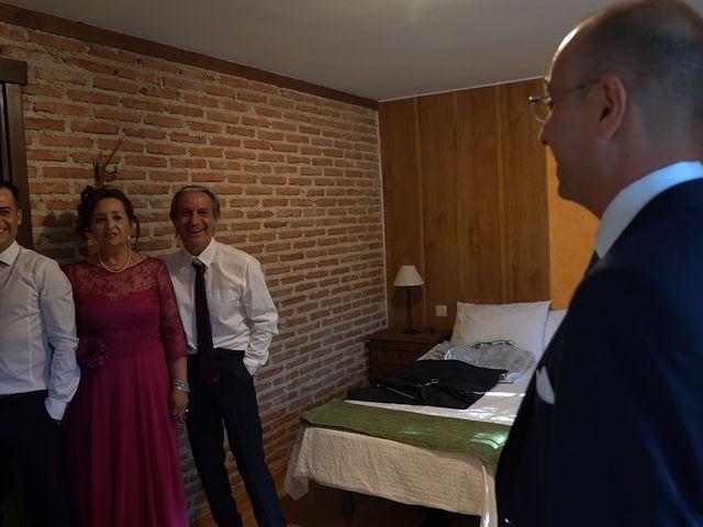 La boda de Óscar y Vanesa en Arenas De San Pedro, Ávila 43