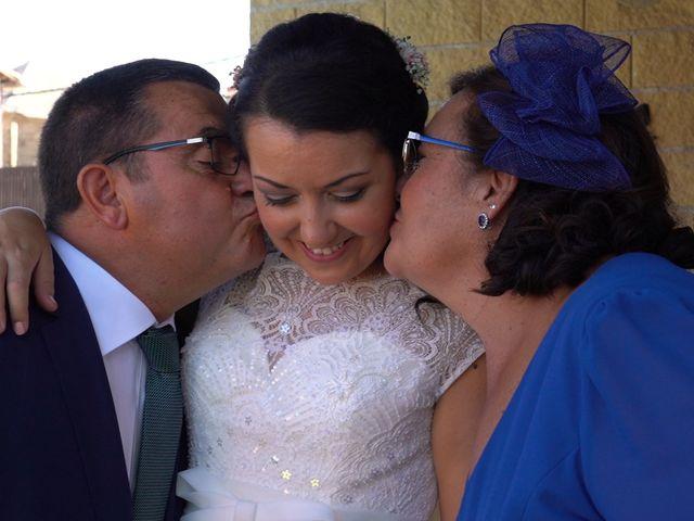 La boda de Óscar y Vanesa en Arenas De San Pedro, Ávila 44