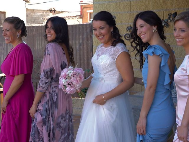 La boda de Óscar y Vanesa en Arenas De San Pedro, Ávila 47