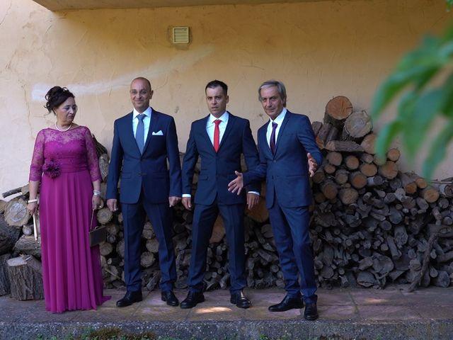 La boda de Óscar y Vanesa en Arenas De San Pedro, Ávila 48