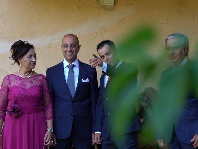 La boda de Óscar y Vanesa en Arenas De San Pedro, Ávila 49