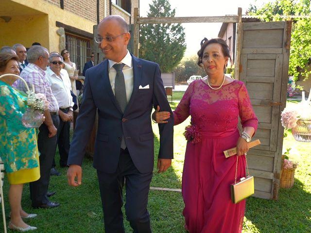 La boda de Óscar y Vanesa en Arenas De San Pedro, Ávila 56