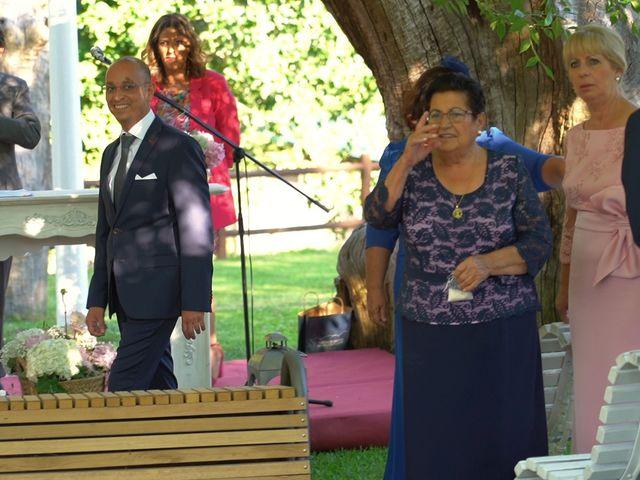 La boda de Óscar y Vanesa en Arenas De San Pedro, Ávila 57
