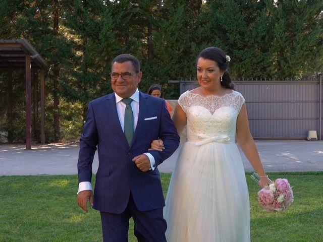 La boda de Óscar y Vanesa en Arenas De San Pedro, Ávila 58
