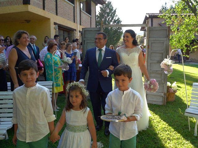 La boda de Óscar y Vanesa en Arenas De San Pedro, Ávila 60