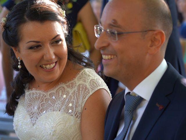La boda de Óscar y Vanesa en Arenas De San Pedro, Ávila 61
