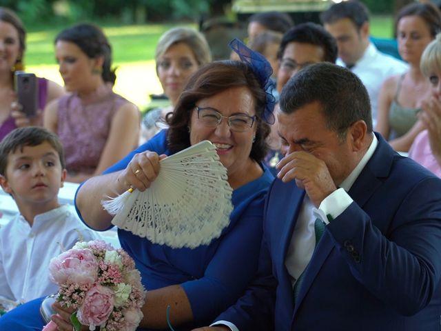 La boda de Óscar y Vanesa en Arenas De San Pedro, Ávila 65