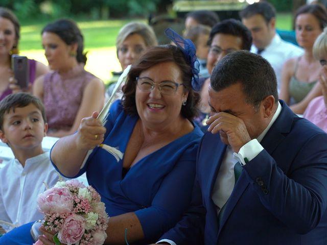La boda de Óscar y Vanesa en Arenas De San Pedro, Ávila 66
