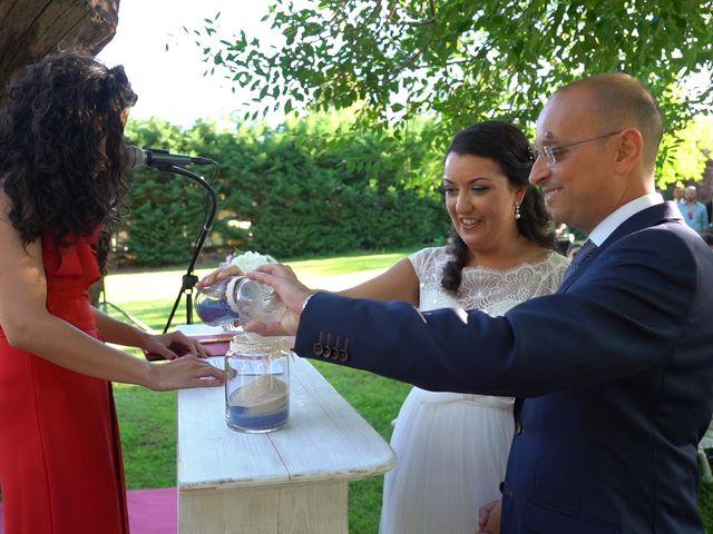 La boda de Óscar y Vanesa en Arenas De San Pedro, Ávila 68