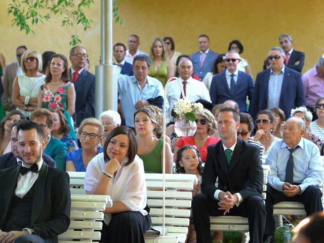 La boda de Óscar y Vanesa en Arenas De San Pedro, Ávila 70