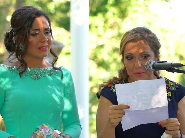 La boda de Óscar y Vanesa en Arenas De San Pedro, Ávila 71
