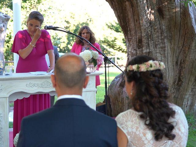 La boda de Óscar y Vanesa en Arenas De San Pedro, Ávila 72