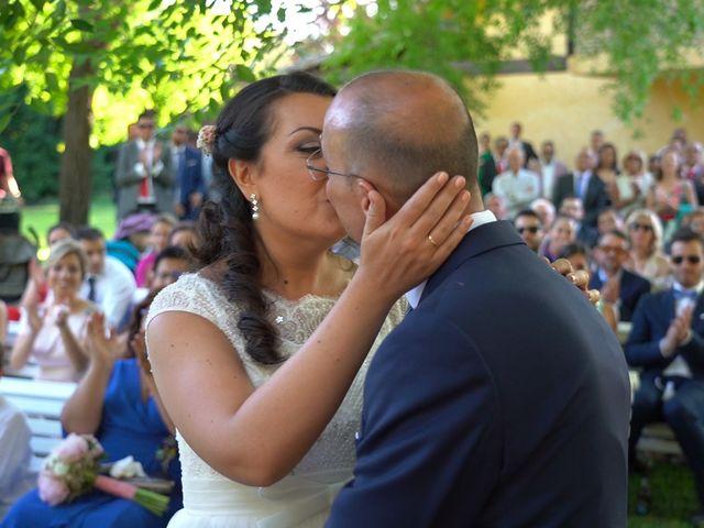 La boda de Óscar y Vanesa en Arenas De San Pedro, Ávila 76