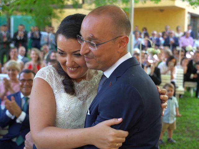 La boda de Óscar y Vanesa en Arenas De San Pedro, Ávila 77