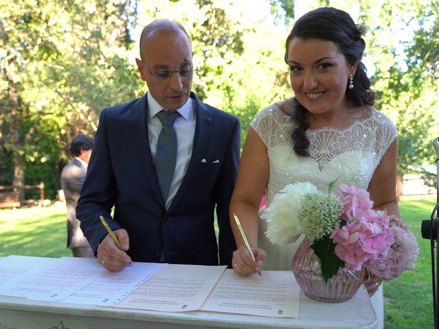 La boda de Óscar y Vanesa en Arenas De San Pedro, Ávila 78