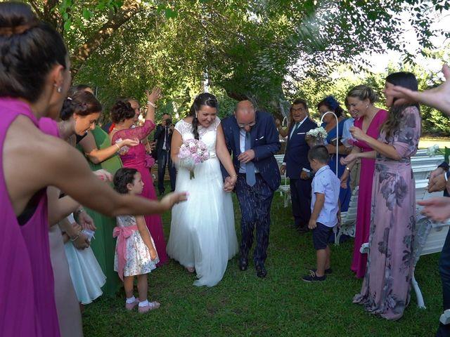La boda de Óscar y Vanesa en Arenas De San Pedro, Ávila 80