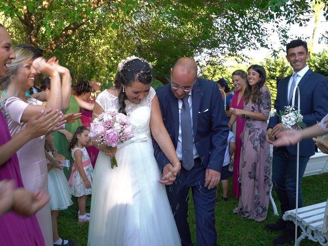 La boda de Óscar y Vanesa en Arenas De San Pedro, Ávila 81