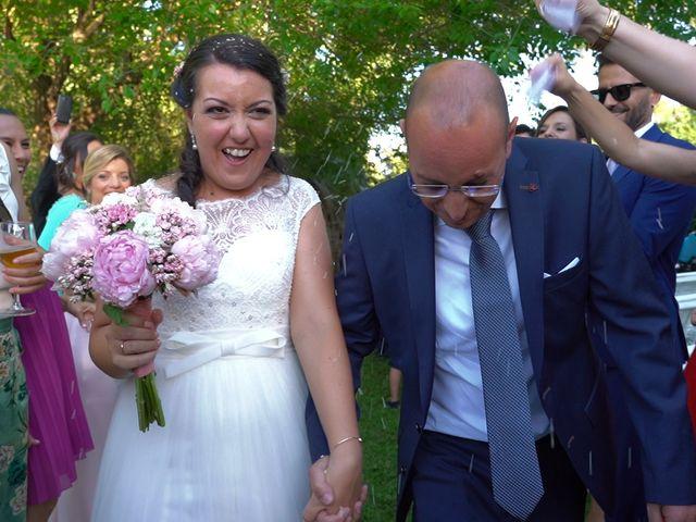 La boda de Óscar y Vanesa en Arenas De San Pedro, Ávila 82