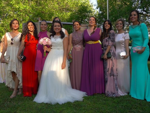 La boda de Óscar y Vanesa en Arenas De San Pedro, Ávila 83