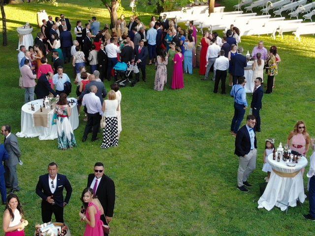 La boda de Óscar y Vanesa en Arenas De San Pedro, Ávila 85