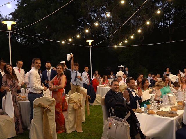 La boda de Óscar y Vanesa en Arenas De San Pedro, Ávila 88