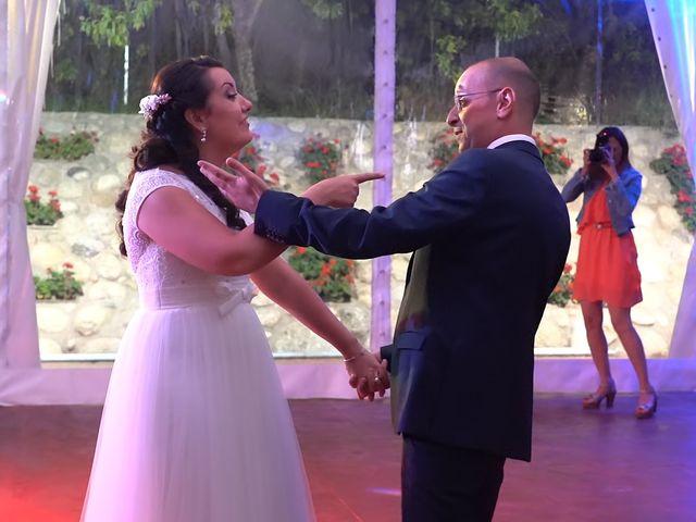 La boda de Óscar y Vanesa en Arenas De San Pedro, Ávila 105