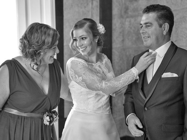 La boda de Rubén y Ángela en Vigo, Pontevedra 39