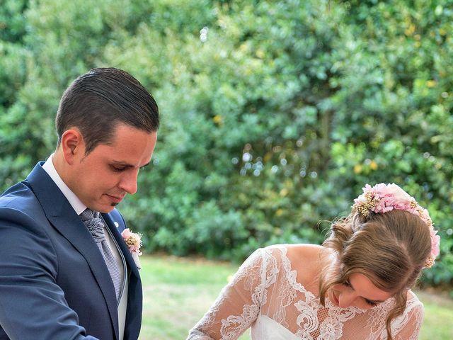La boda de Rubén y Ángela en Vigo, Pontevedra 42