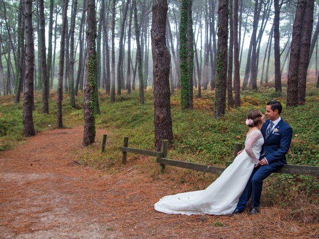 La boda de Rubén y Ángela en Vigo, Pontevedra 68