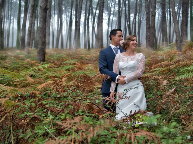 La boda de Rubén y Ángela en Vigo, Pontevedra 77
