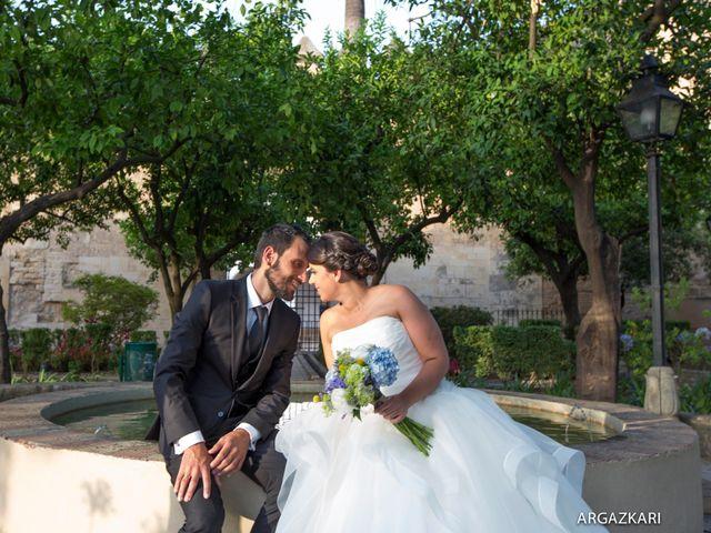 La boda de Manu y Nago en Bilbao, Vizcaya 35