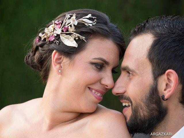 La boda de Manu y Nago en Bilbao, Vizcaya 38