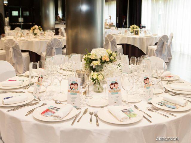 La boda de Manu y Nago en Bilbao, Vizcaya 63