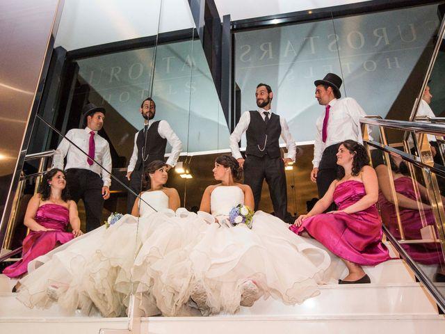 La boda de Manu y Nago en Bilbao, Vizcaya 72