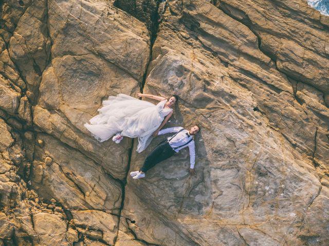 La boda de Arancha y David