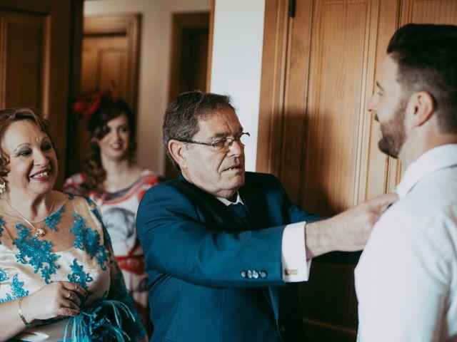 La boda de Marta y Antonio en Málaga, Málaga 13