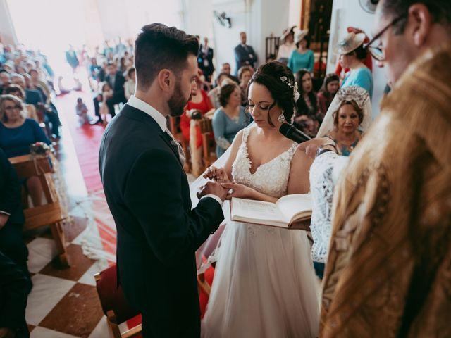 La boda de Marta y Antonio en Málaga, Málaga 26