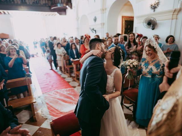 La boda de Marta y Antonio en Málaga, Málaga 29