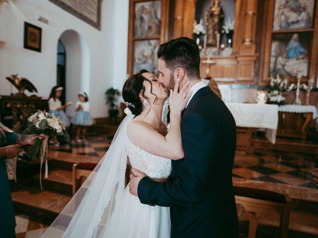 La boda de Marta y Antonio en Málaga, Málaga 32