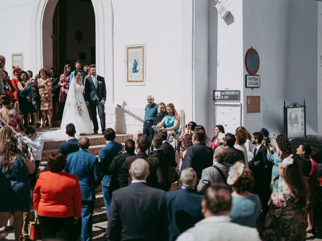La boda de Marta y Antonio en Málaga, Málaga 34