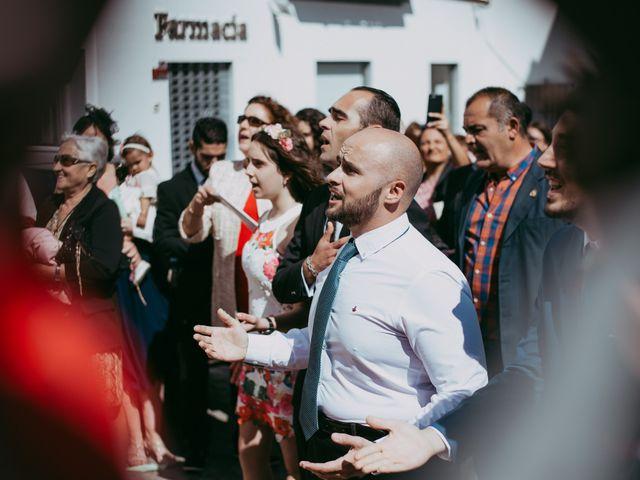 La boda de Marta y Antonio en Málaga, Málaga 35