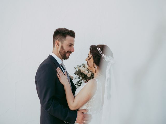 La boda de Marta y Antonio en Málaga, Málaga 36