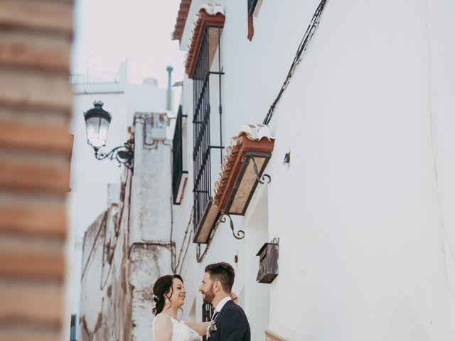 La boda de Marta y Antonio en Málaga, Málaga 37