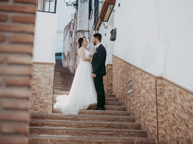 La boda de Marta y Antonio en Málaga, Málaga 40